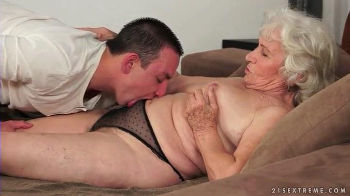 Man Licking Fingering Pussy