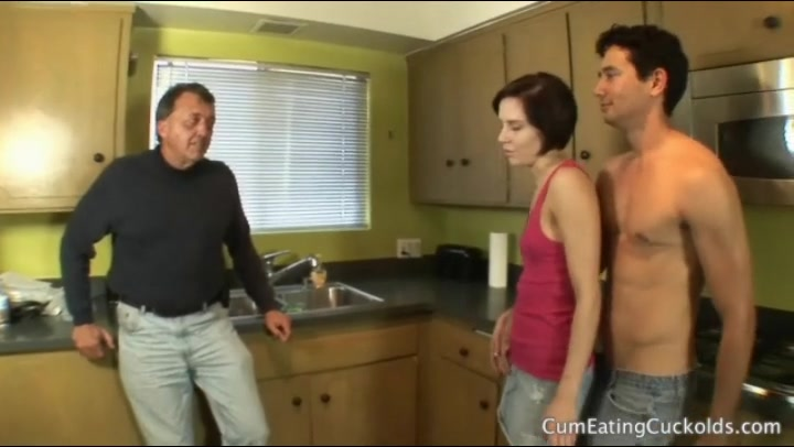 Wife husband penis