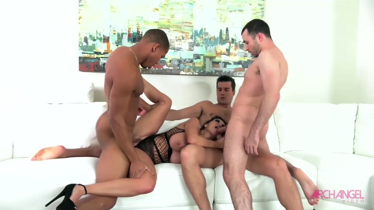French Arab Double Penetration