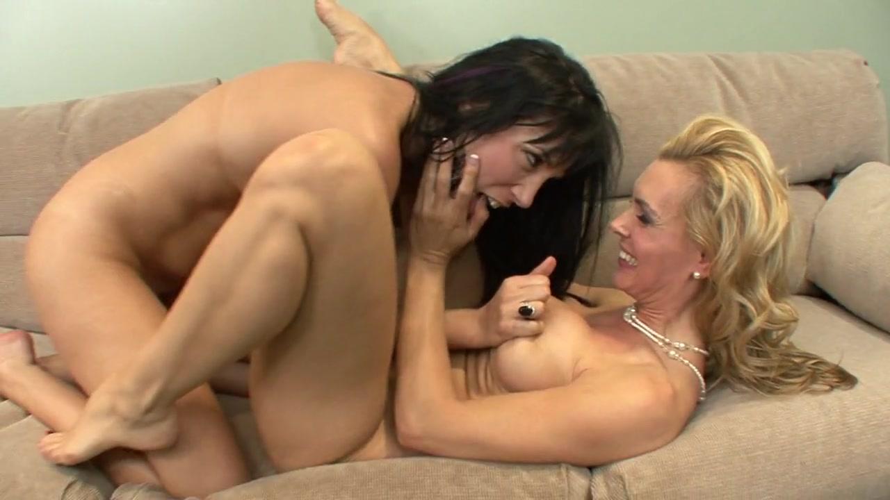Sensual Lesbian Ass Licking