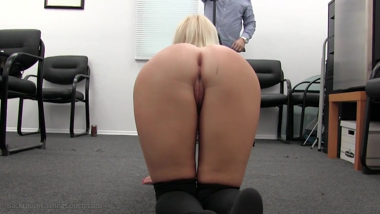 Blonde Teen Anal Casting Couch