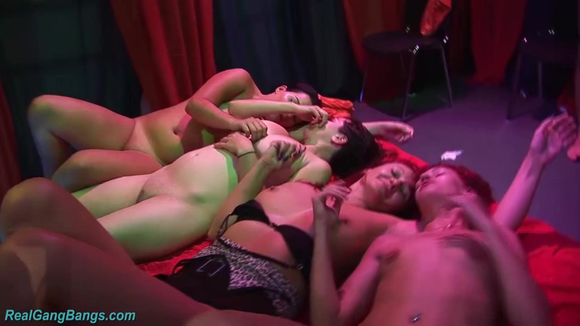real german sex club party orgy