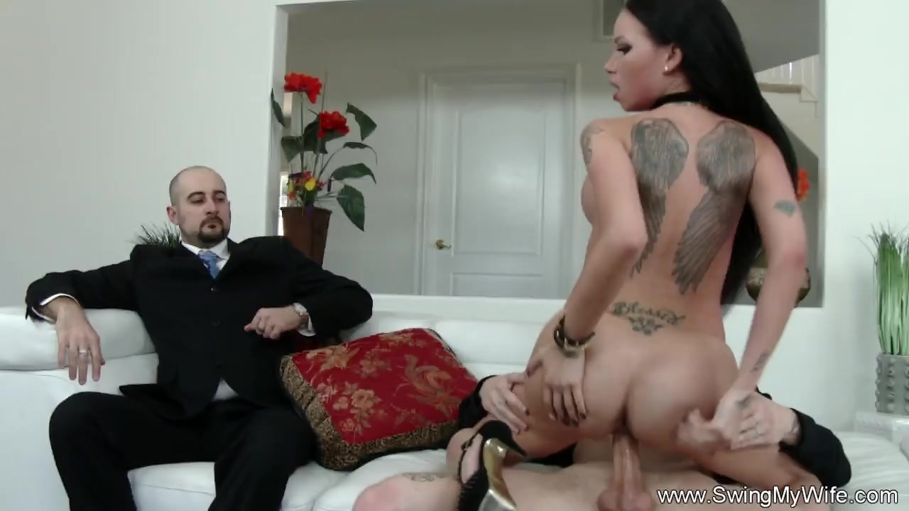 Wife Begs Hubby To Swing