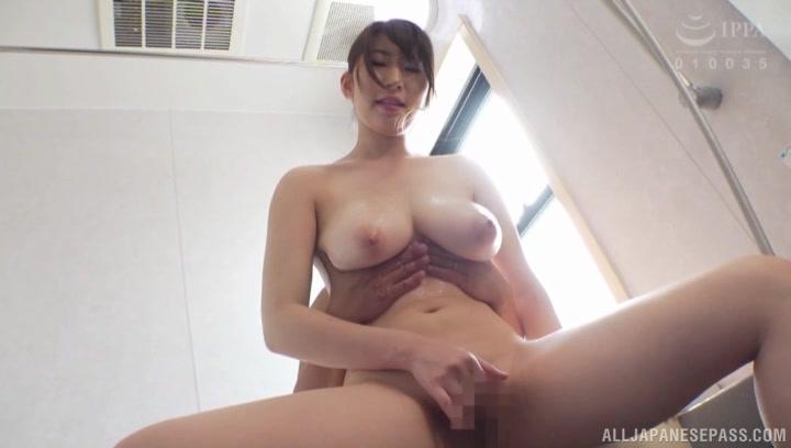 Japanese Big Tits Housewife