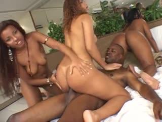 Black Foursome