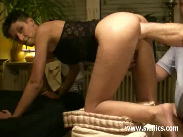 Fist fucking the wifes monster pussy 2