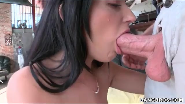 Public Big Dick Blowjob